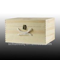 2014 New Design Wooden Wine Carrier