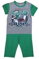 CHILDREN PYJAMAS SET FOR BOYS TOP %60 COTTON %40 POLYESTER BOTTOM %100 COTTON WITH HIGH QUALITY TURKISH PRODUCTION