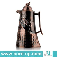 2014 ABS vacuum thermos flask ,Vacuum coffee pot ,arabic jug