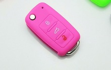 2014 Newest Design silicone car key cover for hyundai