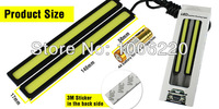 14cm 6W COB Bulb Car LED Daytime Running Light DRL Fog Driving Lamp White