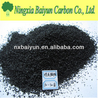 8x30 mesh coal based activated carbon for alcohol purification
