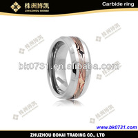 ZZ Bokai 2015 wholesale tungsten carbide rings
