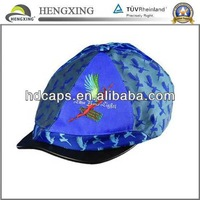 fashion mens embroidery camper peaked cap