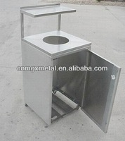 Customized High Quality Stamping Welding Stainless Steel Food Trolley