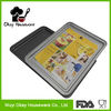 "OKAY BK-D1024S Non-stick shallow baking pan (Small 14"" X 10"")"