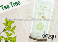 Fully refined paraffin wax tea tree oil skin care 450g
