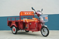 ELECTRIC TRICYCLE WITH CARGO, made in GUOWEI