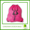 eco-friendly wholesale drawstring mini money bag