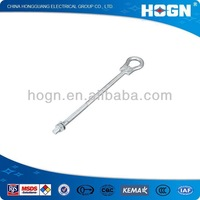 Manufacturer and Supplier Of Galvanized Lifting Eye Bolts