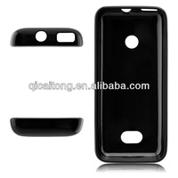 mobile phone TPU Case Without Texturer for Nokia 208