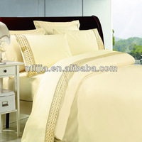 egyptian cotton bed sheets wholesale 100% cotton fabric star hotel sheete bedding set sheet sets