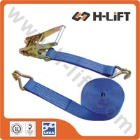 5Ton Ratchet Lashing Straps with Double J hook