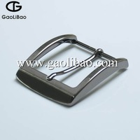 High Quality 45mm plain metal Pin belt good selling Buckle