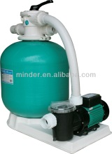CS Swimming Pool Sand Filter sand filter and 1.5Inch Valve Swimming Pool Sand Filter