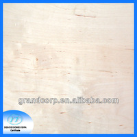 18mm Half Birch Laminated Commercial Plywood
