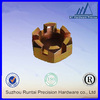 high quality special brass nut with low price