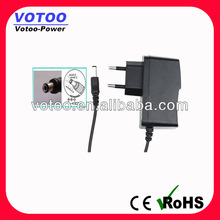 Wall mount type Repeater power adapter 7.5v LCD Monitor charger