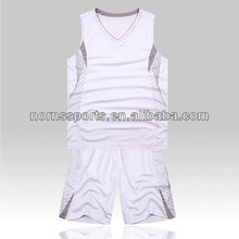 China Wholesale basketball jersey/tops/short 100% polyester OEM