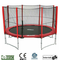 13FT Used Trampolines for sale with Safety Net from GSD
