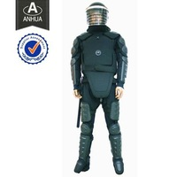 high impact resistance police anti riot suit