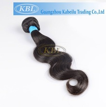 Most Popular 100 unprosecced human hair natural chinese extension hair
