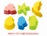silicon molds cake