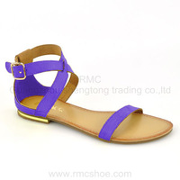 RMC fashion flat summer sandals 2014 for women