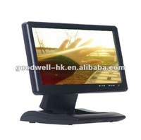 10.1 Inch Stand Alone TFT LCD Cheap USB Touchscreen Monitor