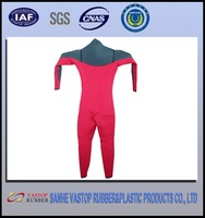 Neoprene Wetsuit Surf With Customized Logo Printing
