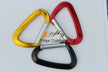 New 12KN carabiner light weight quick link 24g In stock NOT FOR CLIMBING