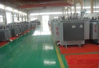 three phase oil immersed type 50 kva transformer electrical transformer