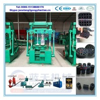 Honeycomb coal press machine charcoal briquette machine small briquette making machine