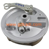 China motorcycle front wheel hub cover comp for Bajaj BM150 motorcycle part