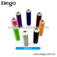 China wholesale kanger tech evod c vaporizer pen ego c twist battery