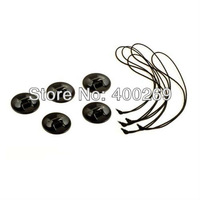 High quality Gopro Camera Tethers with 3M sticker for GoPro 3+ 3 2 1 ADK-GP21