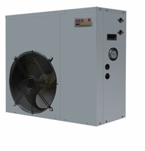 European Air To Water Heat Pump 12KW For Heating/Cooling/Domestic hot water