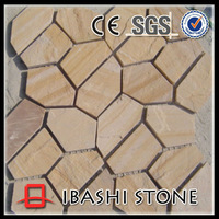 lowes natural beige slate flooring, stone slate