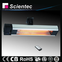 Fashion 1800W Ceiling and Wall Mounted Outdoor Electric Heaters Manufacture
