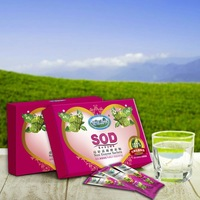 Noni Enzyme Sachet plum powder, soft drink powder, beverage