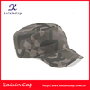 wholesale promotional hot sale high quality flat brim custom design your own logo blank camo military cap hat