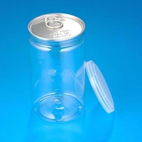 360ml PET jar for candy