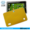 factory wholesale 7 inch silicone rubber tablet case