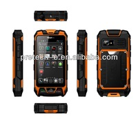 MTK6572 dual core 3G calling GPS 4.5inch rugged mobile phone
