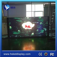 HSTV LED TV New Cool Model on Digital TV system Mini Billboard Display