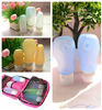 China Manufacturer 2014 New Products Silicone Foldable Travel Bottle Wholesale Made In China