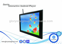21 Inch Android Digital SD Wifi Mp4 Bus Lcd Player
