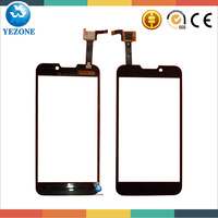 New Original Touch Digitizer Screen For ZTE V987, Front Glass Lens For ZTE Grand X Quad V987 Digitizer Touch Screen Glass Panel