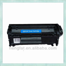 Compatible HP 12A Toner Cartridge For HP 1012 Printer , 11 years toner cartridges manufacturer HENGFAT