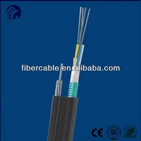 8-shape of Self-Support 2-288 core optical fiber cable GYTC8S made by professional manufacture